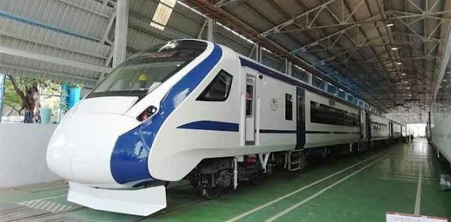 देश की सबसे तेज ट्रेन, 180km की रफ्तार से दौड़ी