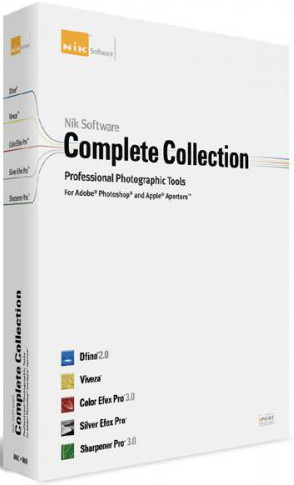 Nik Software Complete Collection by Google 1.2.11