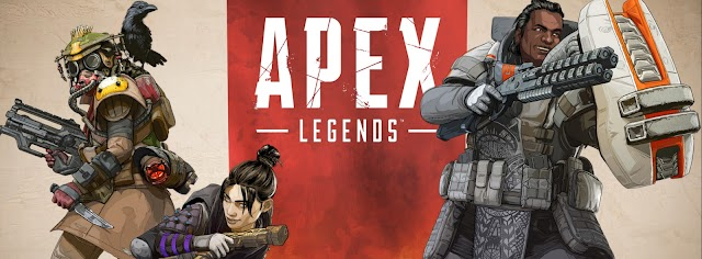 Apex Legends, last updated Patch Patch 1.1 now displays Squad Invitations and more
