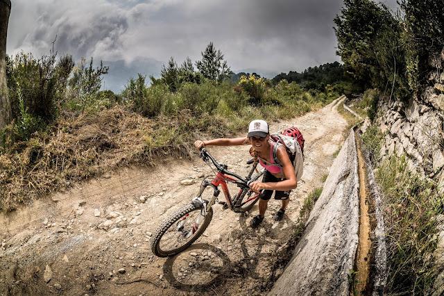 Steile Biketour Monte Grammondo Ventimiglia