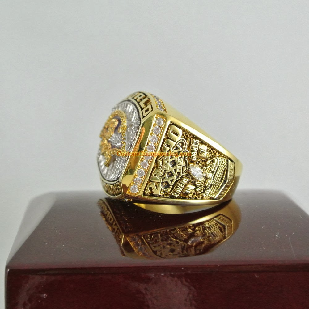Custom Championship Rings: Super Bowl Ring