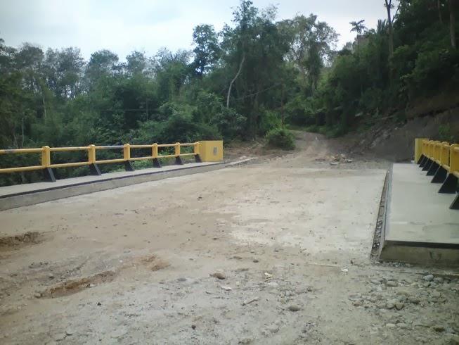 jembatan Lau lutih