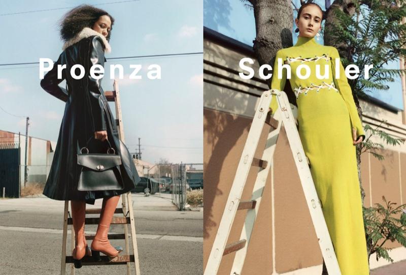 Proenza Schoulder Fall/Winter 2016 Campaign