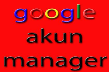 GOOGLE AKUN MANAGER FOR NOUGAT OS