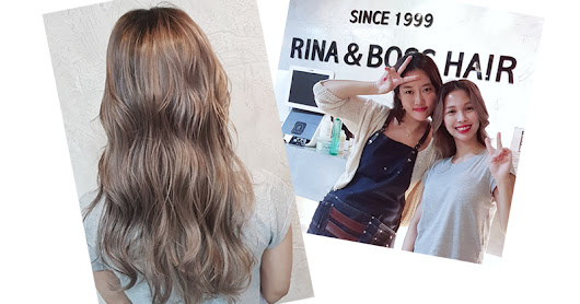 Rina and Boss Salon Review
