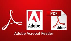 Lire un PDF: Installer Adobe Acrobat Reader