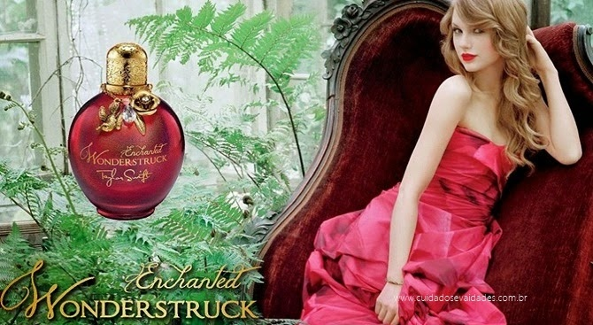 Perfume Wonderstruck Enchanted Taylor Swift