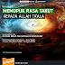 [AUDIO] Memupuk Rasa Takut Kepada Allah Ta'ala - Al-Ustadz Abdush Shomad Bawazier