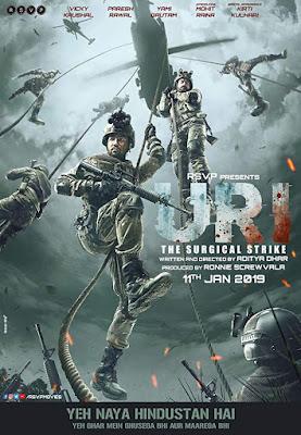 Film Uri: The Surgical Strike ( 2019)