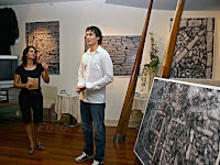 Marin Šantić, izložba slika u Postira otok Brač slike