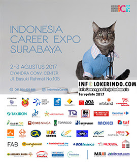 Job Fair Indonesia Career Expo Surabaya