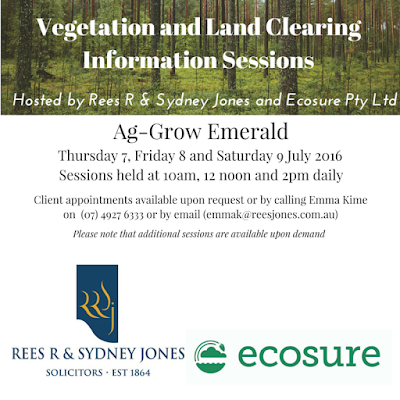 Ag-Grow Emerald Vegetation Information Session