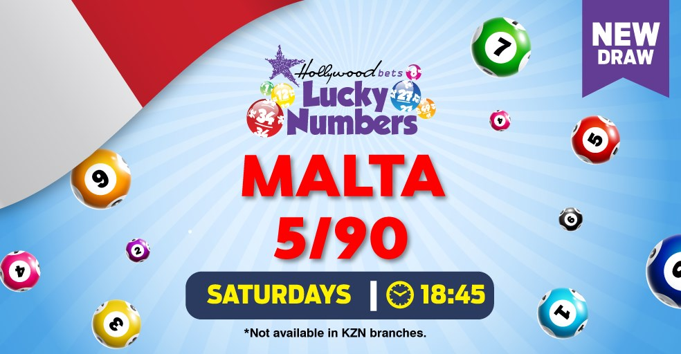 Malta 5/90 - Lucky Numbers