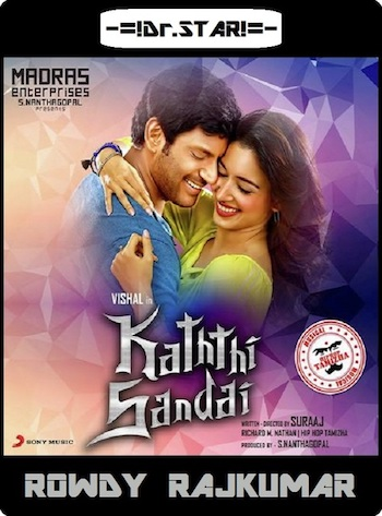 Kaththi Sandai 2016 UNCUT Dual Audio Hindi Movie Download