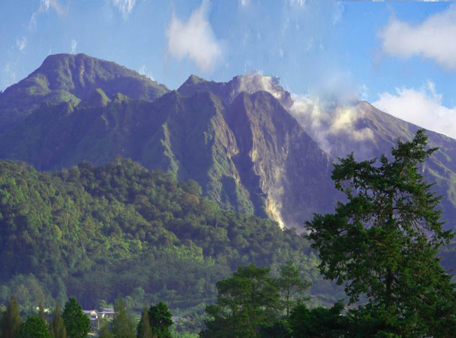 Etnik Dan Budaya Indonesia Misteri Gunung Sibayak Bag 2