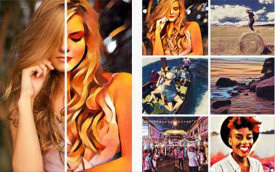 Prisma Art Photo Editor Pro Apk v1.1.36 No Watermark by Default