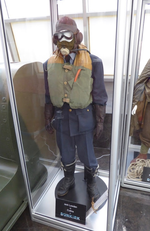Jack Lowden Dunkirk RAF pilot costume