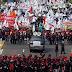 1 Mei, Ratusan Ribu Buruh Deklarasi Dukung Prabowo