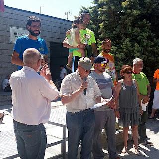 Atletismo Aranjuez Alpedrete