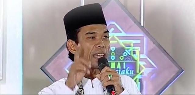 Ustadz Abdul Somad: Aneh, Orang Gila Bisa Nyoblos!