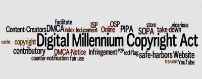 DMCA - Digital Multimedia Copyright Act