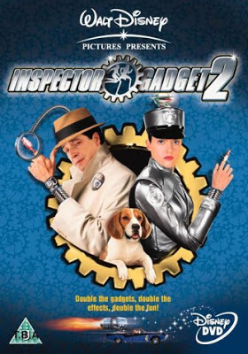 Poster of Inspector Gadget 2 2003 Dual Audio Hindi 720p WEB-DL