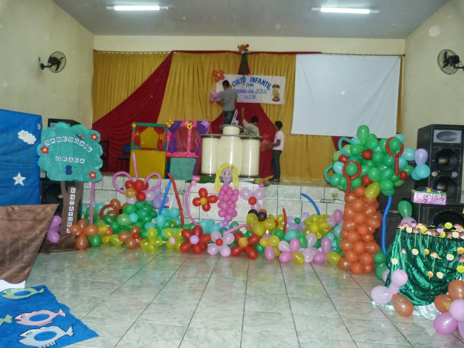 DEPARTAMENTO INFANTIL HERAN u00c7A DO SENHOR!! CULTO INFANTIL REALIZADO 28 04 13 -> Decoração De Igreja Evangelica Para Congresso Infantil