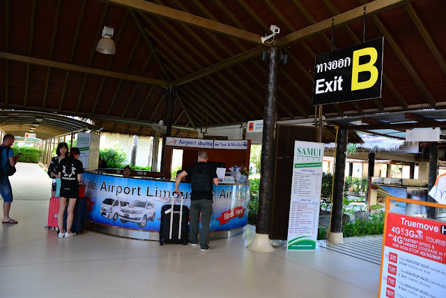 How to get transfer service From Samui Airport to Chaweng, Samui Transfer