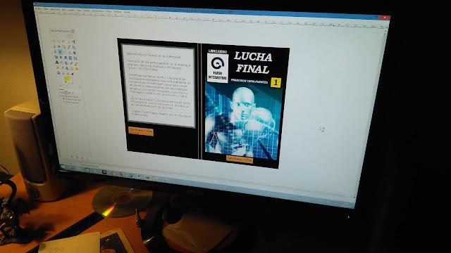 Lucha Final es uno de los proyectos de Con Pluma y Píxel