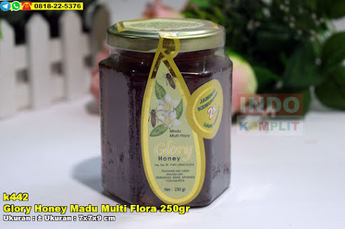 Glory Honey Madu Multi Flora 250gr