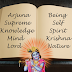 Word Analysis: The Bhagavad Gita