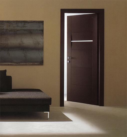 Consigli per la casa e l arredamento Le porte in weng