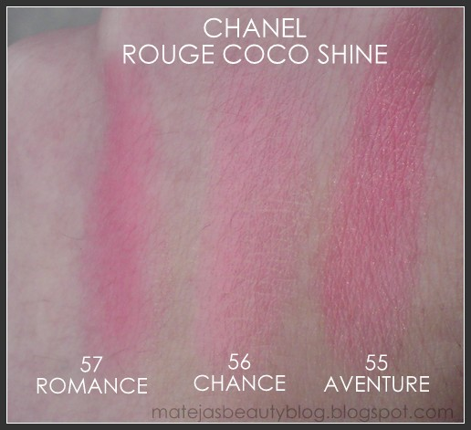 Chanel Rouge Coco Shine Matejas Beauty Blog