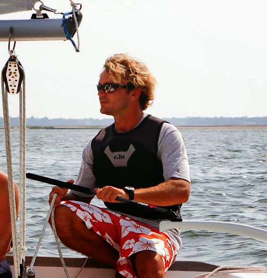 US Sailing Adaptive Programs in Action: College of Charleston and Jacob Raymond