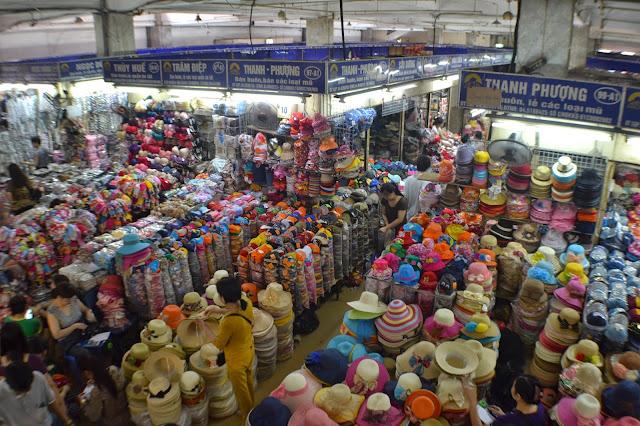 Hanoi, Vietnam, marché