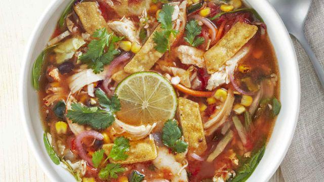 Panera\'s 2017 Winter Menu Features New Southwest Chicken Tortilla ...