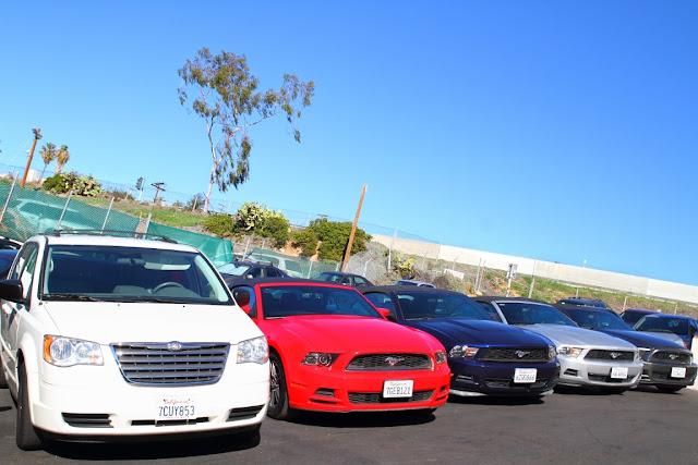 Dicas para uma boa viagem de carro de Santa Bárbara à Monterey