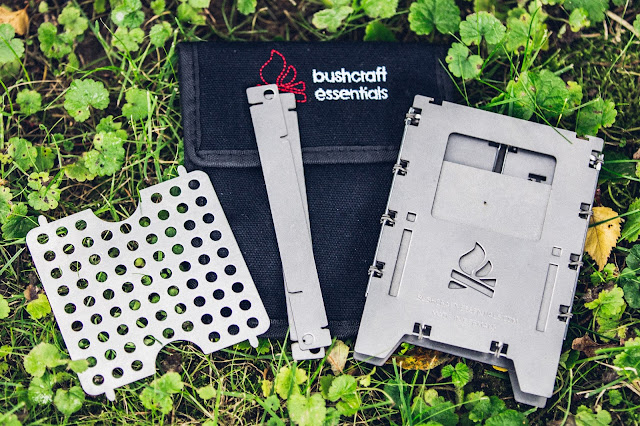 Gear of the Week #GOTW KW 40  Bushcraft Essentials  Bushbox LF Titan 04