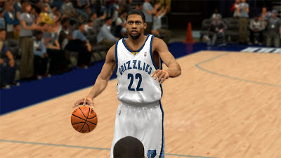 NBA 2K13 Rudy Gay Memphis Grizzlies - Toronto Raptors Update