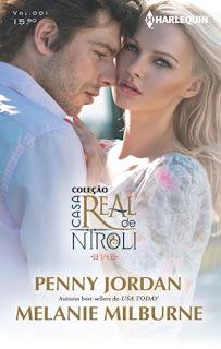 O Príncipe Herdeiro & O Príncipe Plebeu - Casa Real de Niroli #1 (Penny Jordan e Melanie Milburne)