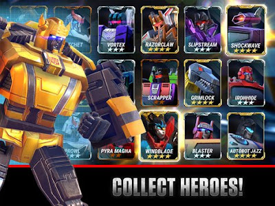 Transformers: Earth Wars premium
