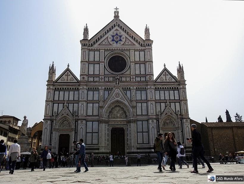 Basílica de Santa Cruz - O que fazer em Florença, Itália - 40 atrativos