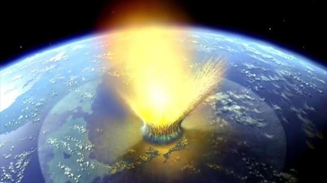 Tierra se habría oscurecido antes de extinción de dinosaurios