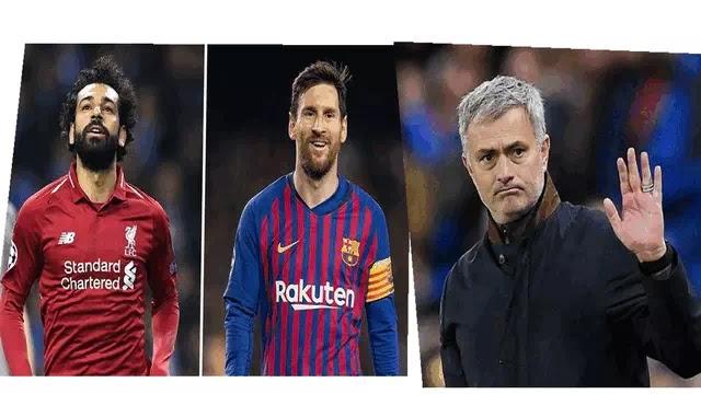تصريح مورينيو على لقاء برشلونة وليفربول