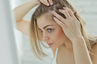 EKSFOLIASI KULIT KEPALA Rambut Sehat Berkilau dengan Mengeksfoliasi Kulit Kepala