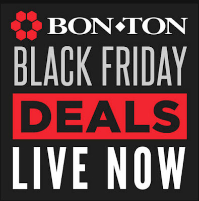 Bon-Ton's Black Friday Sale