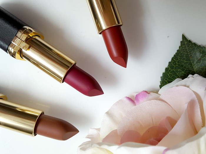 Review: L´Oréal Paris - Color Riche Matte Lipstick - 4.8g - 9.95 Euro