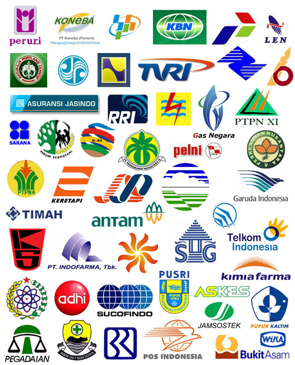 Logo Perusahaan Di Indonesia