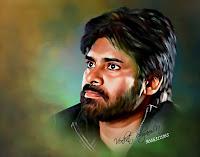 PowerStar Pawankalyan Digital Paintings   Portraits   DigitalArt   Hyderabad   PA1 DigitalPaintings Hyderabad