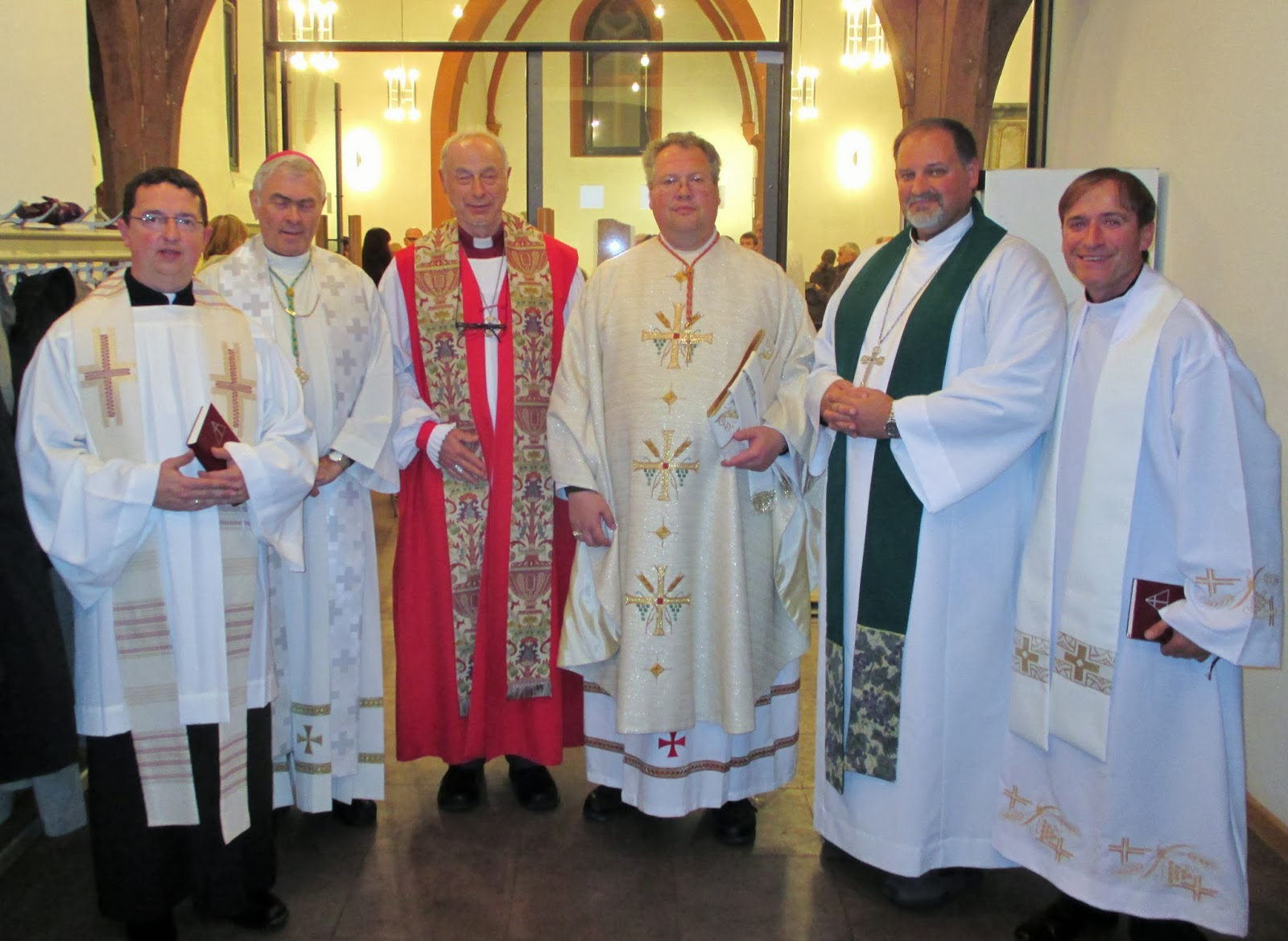 Anglikanische Kirche in Deutschland e.V. / REK: HOHER